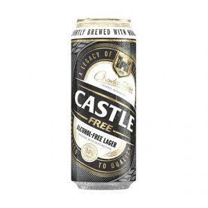 Castle Lite Tom Can (24 x 440ml) - Solly Kramers Parkhurst
